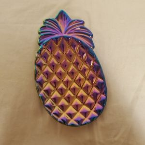 5for25 Pink Pineapple Trinket Dish NWT